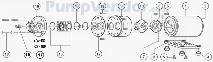 Flojet_02100-735_parts