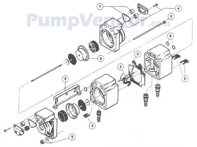 Flojet_05100-040_parts