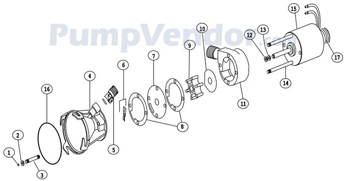 Flojet_18555-000A_parts