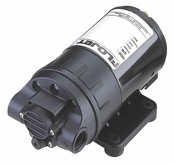 Flojet d3231b1311ar diaphragm pump duplex ii 24v ccuart Image collections