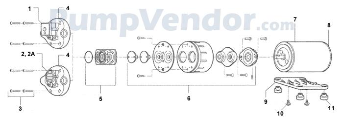 Flojet_D3231B1311AR_parts