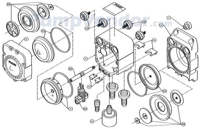 Flojet_G57-3218_parts