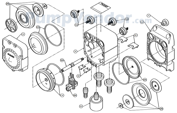 Flojet_G57-5205_parts