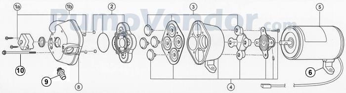 Flojet_R4525-743A_parts