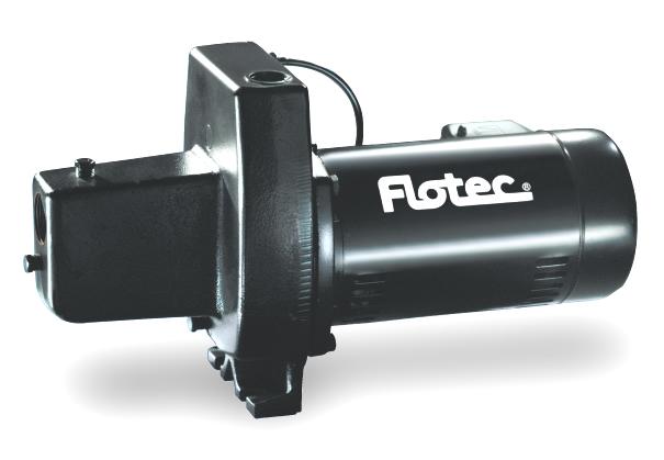 Flotec Fp4122 Shallow Well Jet Pump 3  4hp