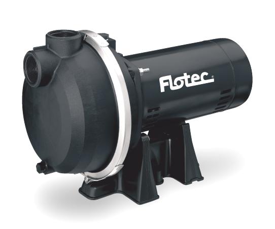 Flotec Fp5162 Sprinkler Pump Self Priming 1hp