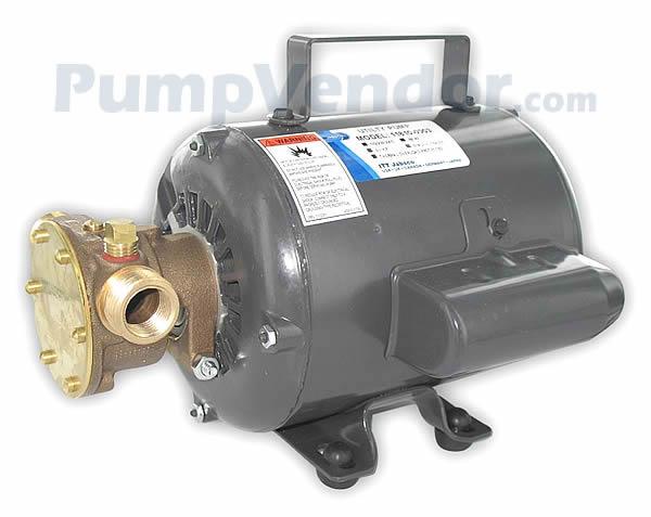Jabsco 5929-0003-P Profil K Impellers Für 11810 Serie AC//Dc Motor Pumps