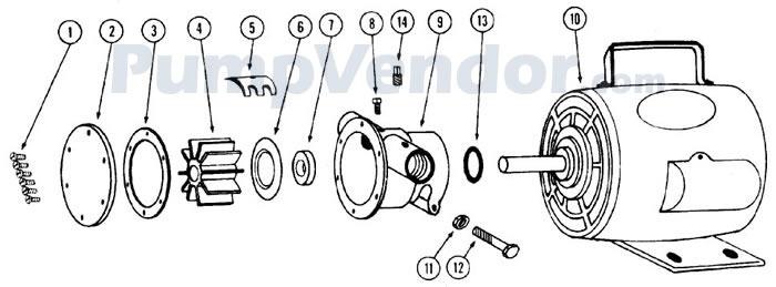 Jabsco_11810_AC_parts Jabsco Wiring Diagram on