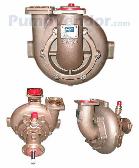 Jabsco 15780 0000 Engine Cooling Pump