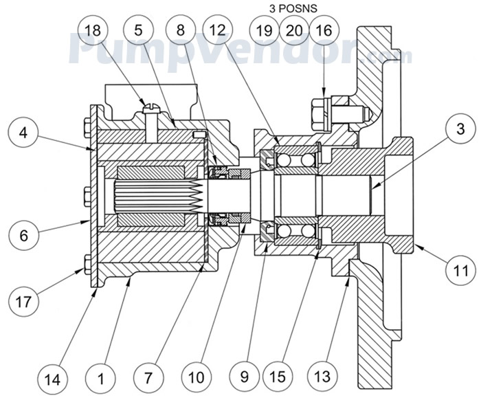 jabsco 17050 0001 parts list  jabsco pump wiring diagrams #12