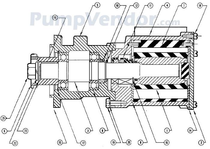 Jabsco_17360-1001_parts