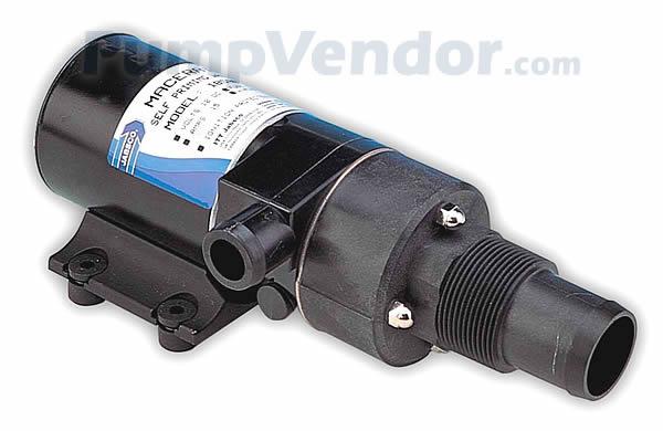 Jabsco 18590 2092 Parts List