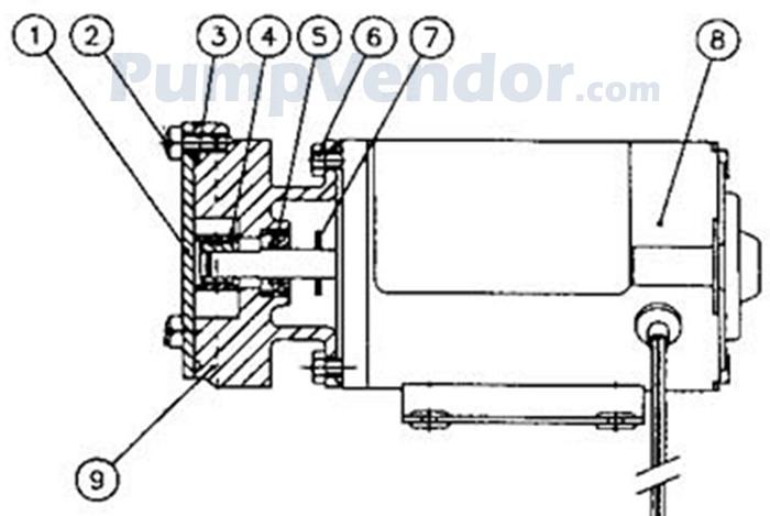 jabsco 23670 4003 parts list. Black Bedroom Furniture Sets. Home Design Ideas