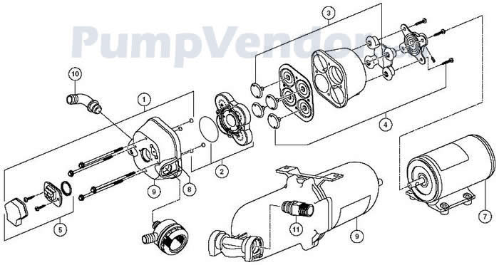 flotec pump parts list