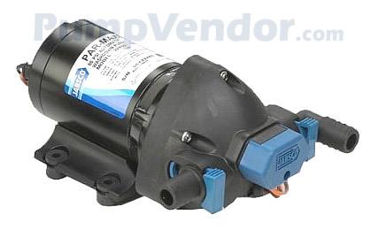 jabsco 32600 0092 par max 3 water system pump 12v