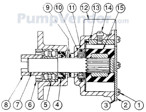 Further Perkins 4 108 Raw Water Pump On Jabsco Water Pump Diagram