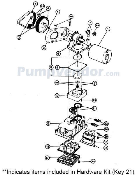 Shurflo Washdown Pump Wire Diagram Com