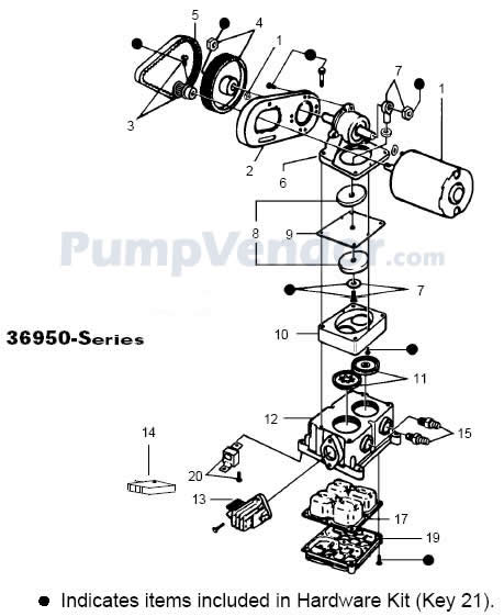 flotec pump parts list