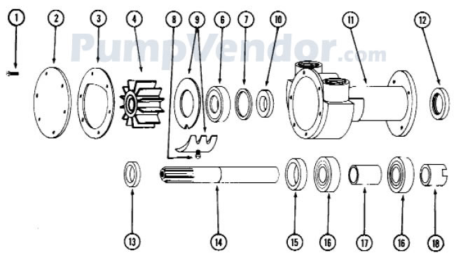 Nine Inch Ford Parts List : Ford inch repair diagram html imageresizertool