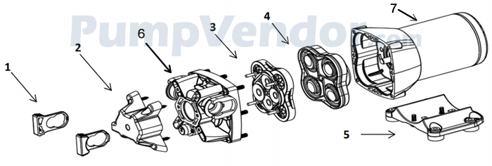 Jabsco_Q401J-118N-3A_parts