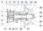 Jabsco_10950-2401_parts