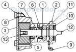 Jabsco_29460-1631_parts