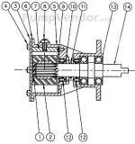 Jabsco_29500-1501_parts