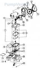 Jabsco_34600_series_parts