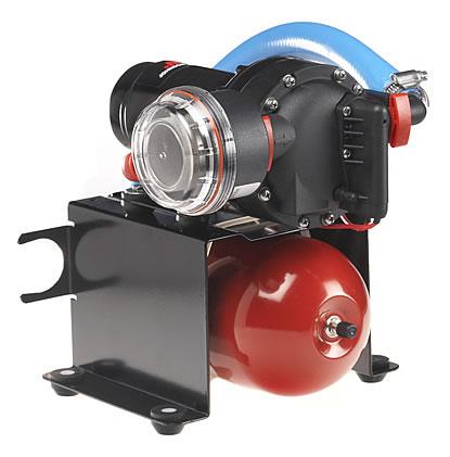 Johnson Pump Aqua Jet 3.5 GPM Water Pressure System 12V