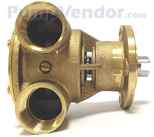 Shurflo Water Pump >> Johnson 10-24127-1 Engine Cooling Pump