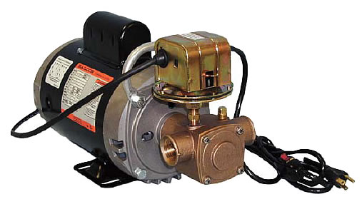 Oberdorfer 405MK-04-N26 Flexible Impeller Utility Pump