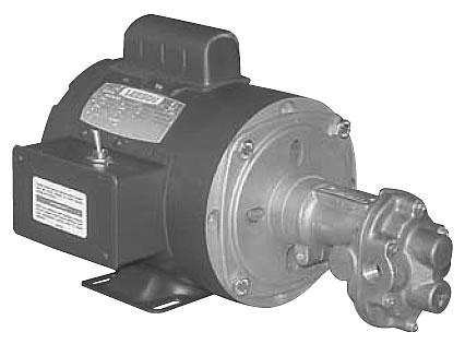 N994RH-M26:OBERDORFER PUMPS N994rh-M26 Bronze Gear Pump /& Motor Oberdorfer N994rh-M26 Bronze Gear Pump And Motor Includes N994R Head 3//4HP 1PH 115//230 1725 RPM Odp Motor.