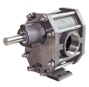 1//2 FNPT Oberdorfer R10416CZ Gear Pump 20 ft Maximum Suction Lift 2 gpm