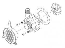 Perkins Water Pump