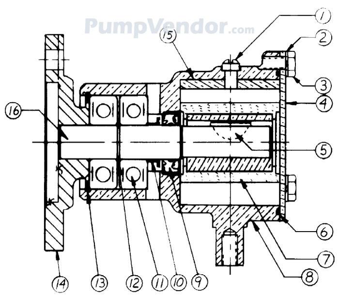 Sherwood P151 P 151 Parts List