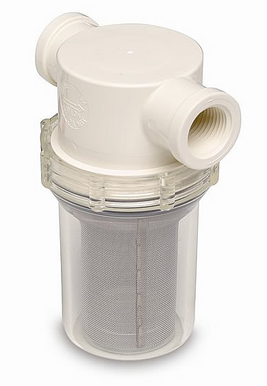 Shurflo 253 120 01 Water Strainer 1 2 Quot 50 Mesh