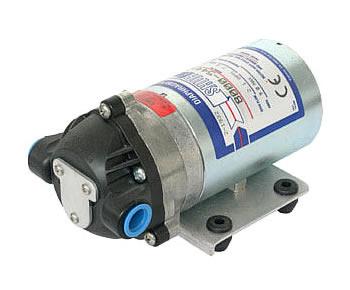 Shurflo 8000-933-250 Diaphragm Pump 3 Chamber 1.4 GPM 115VAC